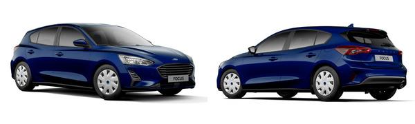 Modelo Ford Nuevo Focus Berlina Trend