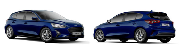 Modelo Ford Nuevo Focus Berlina Trend Edition