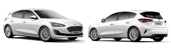 Modelo Ford Nuevo Focus 5 Puertas Vignale
