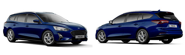 Modelo Ford Nuevo Focus Sportbreak Trend Edition