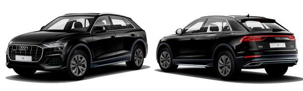 Modelo Audi Q8 -