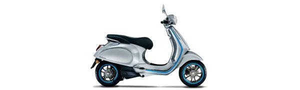 Modelo Vespa Electrica 50 Pure
