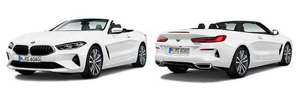 Modelo BMW Serie 8 Cabrio -