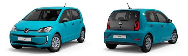 Modelo Volkswagen e-up! e-up!