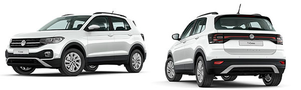 Modelo Volkswagen T-Cross Advance