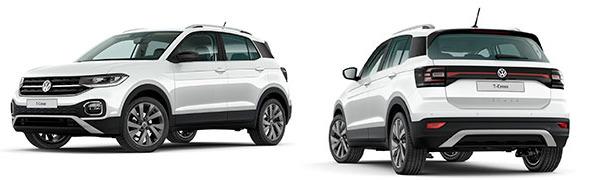 Modelo Volkswagen T-Cross First Edition