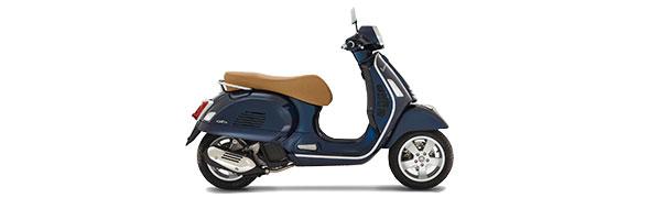 Modelo Vespa GTS 125 RST -