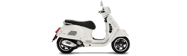 Modelo Vespa GTS 300 Hpe Super