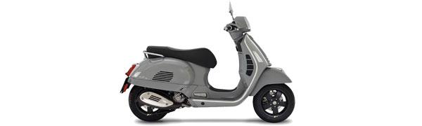Modelo Vespa GTS 300 Hpe SuperTech
