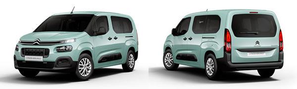 Modelo Citroën Berlingo 5p Feel