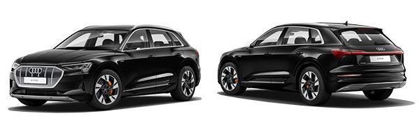 Modelo Audi e-tron Sport
