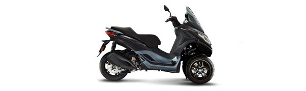 Modelo Piaggio MP3 300 HPE Business