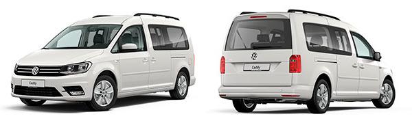 Modelo Volkswagen Comerciales Caddy Maxi Outdoor