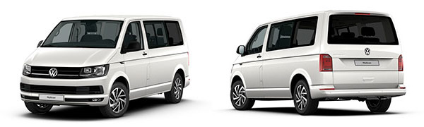 Modelo Volkswagen Comerciales Multivan 6.1 Outdoor