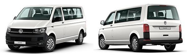 Modelo Volkswagen Comerciales Caravelle Caravelle Batalla Larga