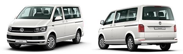 Modelo Volkswagen Comerciales Caravelle Premium Batalla Corta