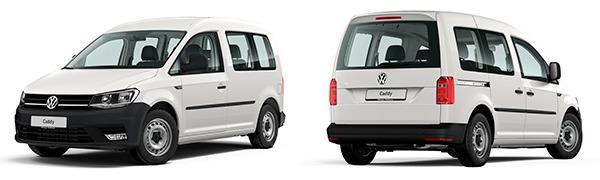 Modelo Volkswagen Comerciales Caddy Profesional Kombi