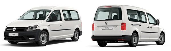 Modelo Volkswagen Comerciales Caddy Profesional Maxi Kombi