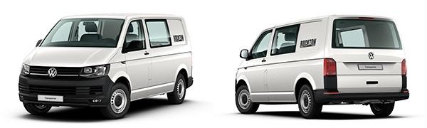 Modelo Volkswagen Comerciales Transporter Rockton