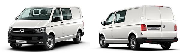 Modelo Volkswagen Comerciales Transporter Mixto Plus Batalla Larga