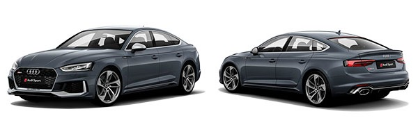 Modelo Audi RS5 Sportback -