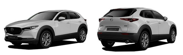 Modelo Mazda CX-30 Evolution