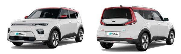 Modelo Kia e-Soul Drive