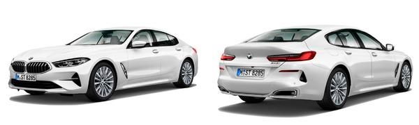Modelo BMW Serie 8 Gran Coupé -
