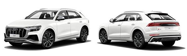Modelo Audi SQ8 -