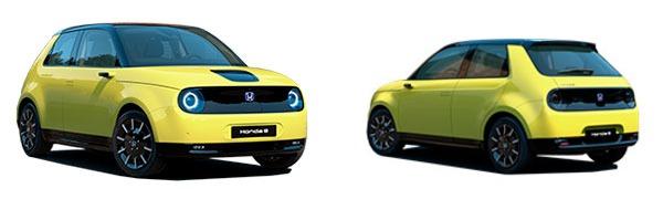 Modelo Honda Honda e -