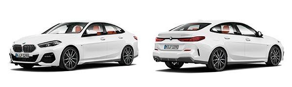 Modelo BMW Serie 2 Gran Coupé -