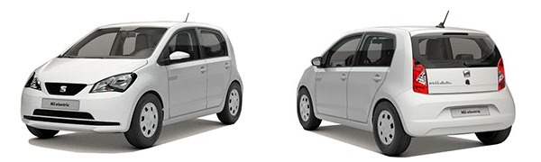 Modelo Seat Mii Electric -