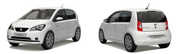 Modelo Seat Mii Electric Plus