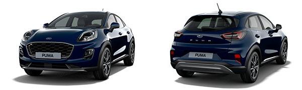 Modelo Ford Nuevo Puma Titanium