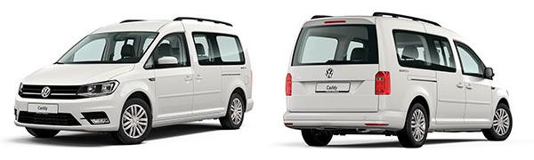 Modelo Volkswagen Comerciales Caddy Comfortline