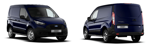 Modelo Ford Connect Van Ambiente L1