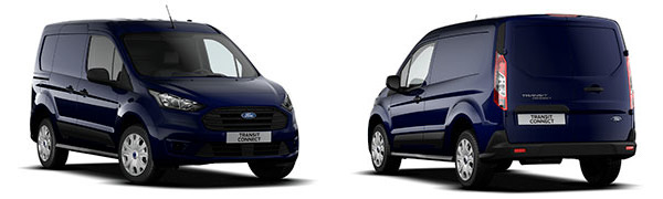 Modelo Ford Connect Van Trend L1