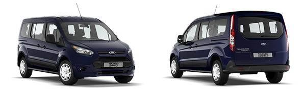 Modelo Ford Grand Tourneo Connect Trend