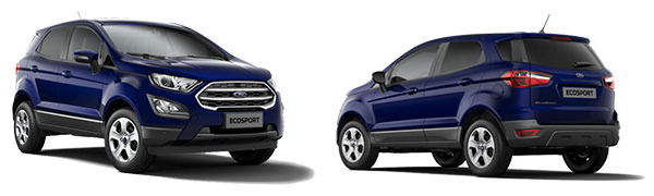 Modelo Ford EcoSport Trend
