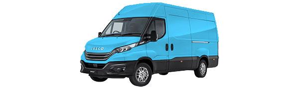 Modelo Iveco Daily Hi-Matic Furgon