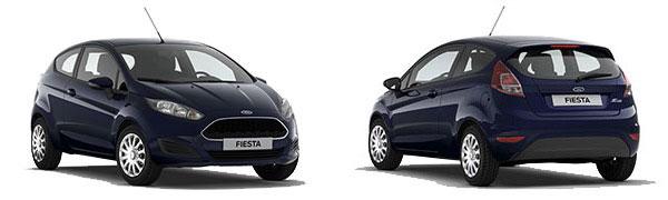 Modelo Ford Fiesta 3p Trend