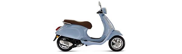 Modelo Vespa Primavera 50