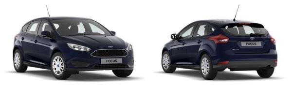 Modelo Ford Focus Berlina Trend
