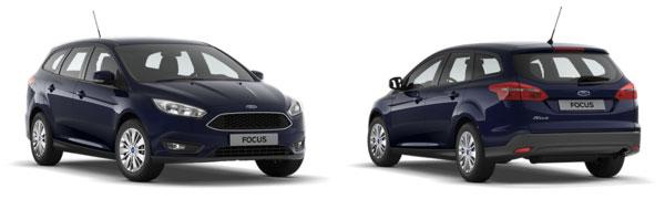 Modelo Ford Focus Sportbreak Trend Plus