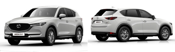 Modelo Mazda CX-5 EVOLUTION