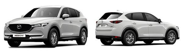 Modelo Mazda CX-5 EVOLUTION