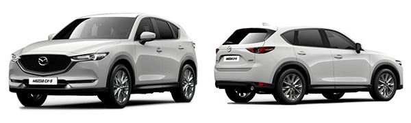 Modelo Mazda CX-5 EVOLUTION DESIGN