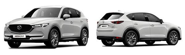Modelo Mazda CX-5 SIGNATURE