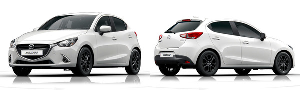 Modelo Mazda Mazda2 Black Tech Edition