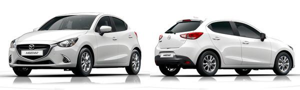 Modelo Mazda Mazda2 Evolution